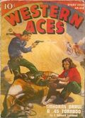 Western Aces (1934-1949 Ace) Pulp Vol. 23 #4