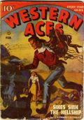 Western Aces (1934-1949 Ace) Pulp Vol. 24 #2