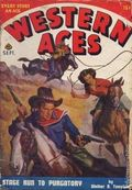 Western Aces (1934-1949 Ace) Pulp Vol. 25 #1