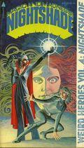 Weird Heroes Paperback (1975) 4-1ST