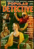 Popular Detective (1934-1953 Beacon/Better) Pulp Vol. 18 #1