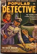 Popular Detective (1934-1953 Beacon/Better) Pulp Vol. 18 #2
