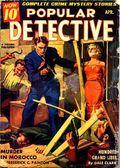 Popular Detective (1934-1953 Beacon/Better) Pulp Vol. 18 #3