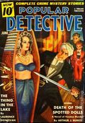 Popular Detective (1934-1953 Beacon/Better) Pulp Vol. 19 #1