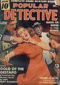 Popular Detective (1934-1953 Beacon/Better) Pulp Vol. 20 #1