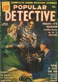 Popular Detective (1934-1953 Beacon/Better) Pulp Vol. 20 #2