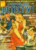 Popular Detective (1934-1953 Beacon/Better) Pulp Vol. 20 #3