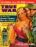 True War Magazine (1956 Magnum Publications) Vol. 2 #1