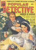 Popular Detective (1934-1953 Beacon/Better) Pulp Vol. 21 #2