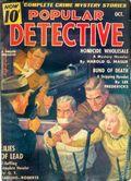 Popular Detective (1934-1953 Beacon/Better) Pulp Vol. 21 #3
