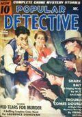 Popular Detective (1934-1953 Beacon/Better) Pulp Vol. 22 #1