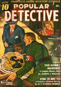 Popular Detective (1934-1953 Beacon/Better) Pulp Vol. 22 #2