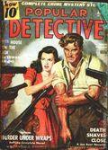 Popular Detective (1934-1953 Beacon/Better) Pulp Vol. 22 #3