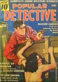 Popular Detective (1934-1953 Beacon/Better) Pulp Vol. 23 #1