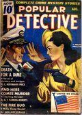 Popular Detective (1934-1953 Beacon/Better) Pulp Vol. 23 #2