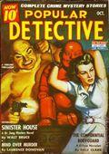 Popular Detective (1934-1953 Beacon/Better) Pulp Vol. 23 #3