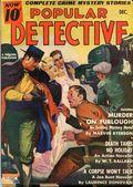 Popular Detective (1934-1953 Beacon/Better) Pulp Vol. 24 #1