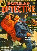 Popular Detective (1934-1953 Beacon/Better) Pulp Vol. 24 #2