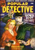 Popular Detective (1934-1953 Beacon/Better) Pulp Vol. 25 #1