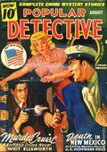 Popular Detective (1934-1953 Beacon/Better) Pulp Vol. 25 #2