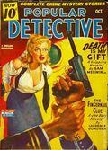 Popular Detective (1934-1953 Beacon/Better) Pulp Vol. 25 #3