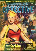 Popular Detective (1934-1953 Beacon/Better) Pulp Vol. 27 #1