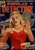 Popular Detective (1934-1953 Beacon/Better) Pulp Vol. 27 #2