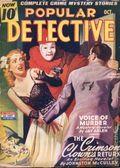 Popular Detective (1934-1953 Beacon/Better) Pulp Vol. 27 #3