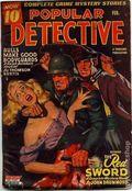 Popular Detective (1934-1953 Beacon/Better) Pulp Vol. 28 #2