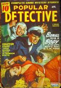 Popular Detective (1934-1953 Beacon/Better) Pulp Vol. 28 #3