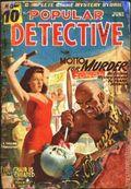 Popular Detective (1934-1953 Beacon/Better) Pulp Vol. 29 #1