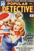 Popular Detective (1934-1953 Beacon/Better) Pulp Vol. 30 #1
