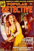 Popular Detective (1934-1953 Beacon/Better) Pulp Vol. 30 #2