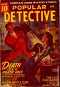 Popular Detective (1934-1953 Beacon/Better) Pulp Vol. 30 #3