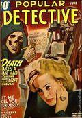 Popular Detective (1934-1953 Beacon/Better) Pulp Vol. 31 #1