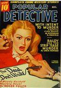 Popular Detective (1934-1953 Beacon/Better) Pulp Vol. 31 #2