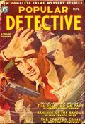 Popular Detective (1934-1953 Beacon/Better) Pulp Vol. 31 #3