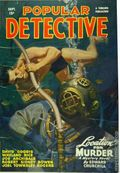 Popular Detective (1934-1953 Beacon/Better) Pulp Vol. 33 #2
