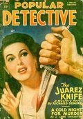 Popular Detective (1934-1953 Beacon/Better) Pulp Vol. 34 #1