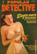 Popular Detective (1934-1953 Beacon/Better) Pulp Vol. 35 #2