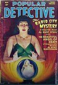 Popular Detective (1934-1953 Beacon/Better) Pulp Vol. 35 #3