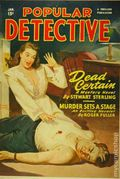 Popular Detective (1934-1953 Beacon/Better) Pulp Vol. 36 #1