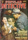 Popular Detective (1934-1953 Beacon/Better) Pulp Vol. 36 #2
