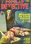 Popular Detective (1934-1953 Beacon/Better) Pulp Vol. 37 #1