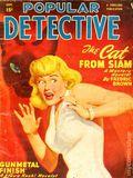 Popular Detective (1934-1953 Beacon/Better) Pulp Vol. 37 #2