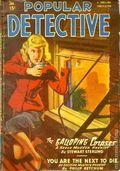 Popular Detective (1934-1953 Beacon/Better) Pulp Vol. 38 #1
