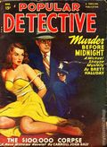 Popular Detective (1934-1953 Beacon/Better) Pulp Vol. 38 #2