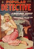 Popular Detective (1934-1953 Beacon/Better) Pulp Vol. 38 #3