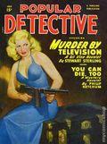 Popular Detective (1934-1953 Beacon/Better) Pulp Vol. 39 #1