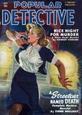 Popular Detective (1934-1953 Beacon/Better) Pulp Vol. 39 #2